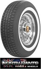 """2057515 205/75R15 205/75X15  AMERICAN CLASSIC  1"""" WHITEWALL  RADIAL TYRE"""