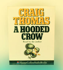 Con cappuccio Crow da Craig Thomas - audiolibro - libri su nastro