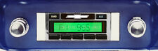 1964-1966 Chevy Pickup Truck AM FM Stereo Radio USA-230 200 watts mp3 Aux input_