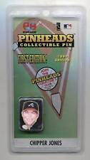 CHIPPER JONES PINHEAD COLLECTIBLE, SEALED