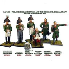 First Legion: NAP0099 Kutuzov and the Russian Imperial Staff, 6 figures