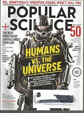 Popular Science July 2014 Humans vs. the Universe/Can Anything Stop Cyberbullies