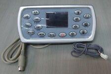 HLW-A-8001 HLW15B spa Control Panel & hot tub keypad panel JNJ,Monalisa Sunrans
