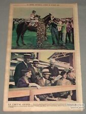 July 30th 1932 La Presse Gusto Horse Racing Premium Photo