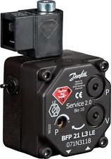 Danfoss Oil Pump Bfp 21 L3 le V 071N3119 Oil Burner Pump Replacement 071N2119