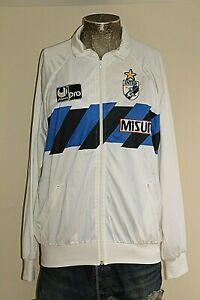 MAGLIA JERSEY SUIT TSHIRT CALCIO FOOTBALL SOCCER VINTAGE 80's INTER UHLSPORT XL