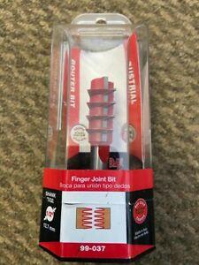 freud router bit 1/2 shank finger joint