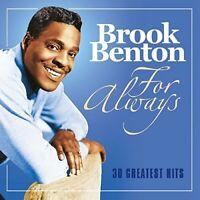 Brook Benton - For Always: 30 Greatest Hits [New CD] Bonus Tracks, Holland - Imp