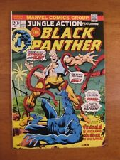 JUNGLE ACTION/BLACK PANTHER #7 Key Bk! (NM/9.0) Gorgeous! Bright & Glossy!
