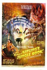 The Jungle Book 35mm Feature Print 1942 Sabu Color Print