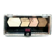 Eyestudio By Maybelline New York Limited Edition Bare It Buff 115 Sealed New NIB