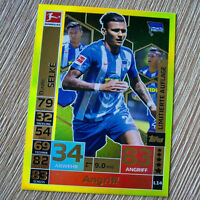 Match Attax 2018 2019 18/19 Hertha BSC Limitierte Auflage L14 Davie Selke