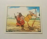 Panini Robin Hood 196 Walt Disney Productions Figurine Sticker 1982 82