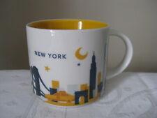 Starbucks New York You Are Here Collection 14 oz. Mug 2015