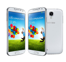 White 5'' Unlocked Samsung Galaxy S4 Gt-i9500 Android OS Mobile Phone 13mp 16gb