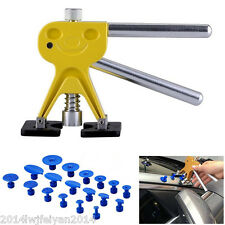 Auto Body Panel Paintless Dent Repair PDR Lifter Puller Tabs Hail Removal Tool