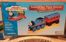 10 YEARS IN AMERICA Special Edition Thomas Tank Engine Wooden Railway Train