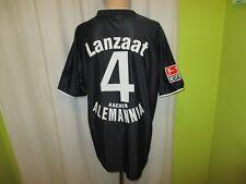 Alemannia Aachen Nike Auswärts Matchworn Trikot 02/03+ Nr.4 Lanzaat Gr.XL