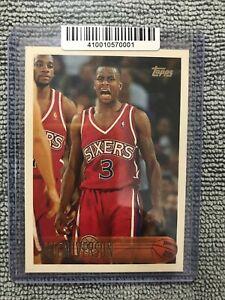 1996-97 Topps #171 Allen Iverson RC