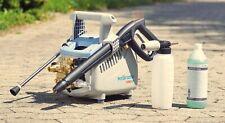 Kränzle Hochdruckreiniger K 1050 P Aktionsset mit Schauminjektor und Reiniger