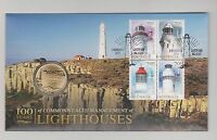 PNC 2015 100 Years Commonwealth Management of Lighthouses,only 200 issued