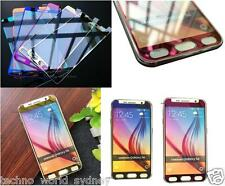 Full cover Tempered Glass Screen Protector for Galaxy S3 S4 S5 S6 Note 5 4 3 2