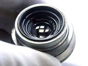 Tessar 5cm f3.5 Lens Carl Zeiss Jenna T for Pentacon Praktiflex cameras 3113132
