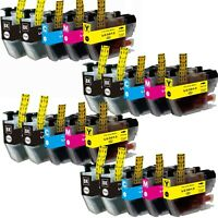 Compatible LC3013 BK C M Y Ink Cartridge for Brother MFC-J491DW MFC-J497DW