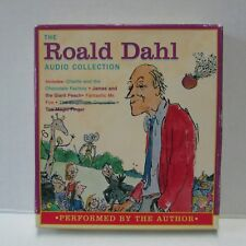 Roald Dahl Audio Collection Performed by Author Discs 1, 2, 3 Only