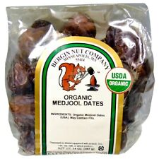Bergin fruits et noix Company, Organic medjool dates, 14 oz (environ 396.89 g) (...