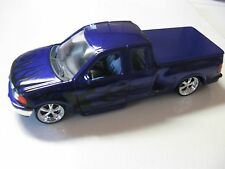 WELLY 1:24 SCALE FORD F-150 FLARESIDE SUPERCAB PICKUP TRUCK MODEL W/O BOX