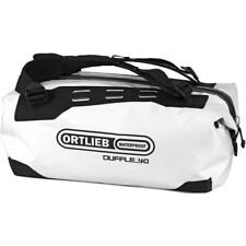 Ortlieb Waterproof 40L Duffel White/Black