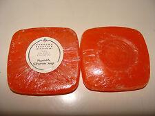Dorothy Prentice Aromatherapy Vegetable Glycerine Soap 2 Bars Sweet Sea Grass