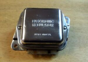1962-1992 Ford Lincoln Mercury Voltage Regulator?????