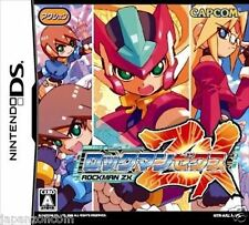 Used DS Capcom Rockman  ZX NINTENDO JAPANESE IMPORT