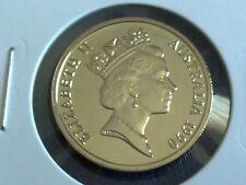 1990 AUSTRALIAN 10 CENT  UNC=EX.MINT UNC COIN SET