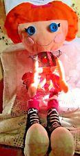 """LaLaloopsy doll 27"""" Large plush LaLaloopsy bag doll"""