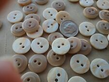 140ct Colored Pastel Buttons Assortment