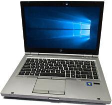 """HP EliteBook 8460P 14"""" i7-2620M 2.7GHz 4GB No HDD Bluetooth Webcam No Windows"""