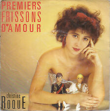PREMIERS FRISSONS D'AMOUR vocal - instrumental # CHRISTINE ROQUE