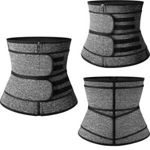 Snatch Me Up Bandage Wrap Lumbar Waist Support Shaper Sauna Belt Trimmer TIK Tok