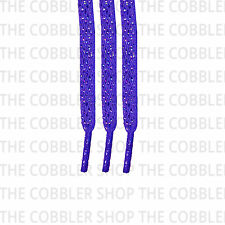 Sparkly Flat Laces - Converse Replacement -Permanent Sparkle - Buy 3, Get $5 OFF