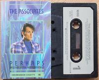 THE ASSOCIATES - PERHAPS (WEA 2404974) 1984 EUROPE CASSETTE TAPE + BONUS TRACKS