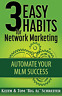 Schreiter Keith-3 Easy Habits For Network Mark (US IMPORT) BOOK NEW