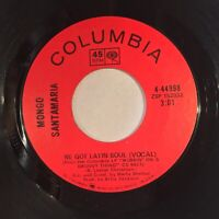 Mongo Santamaria We Got Latin Soul Getting It Out Of My System EX funk northern