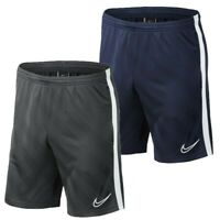 Nike Boys Shorts Academy 19 Kids Football Training Running Short Size