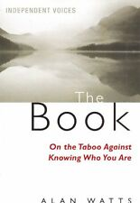 The Book: On the Taboo Against Knowing Who You Are New Paperback Book Alan Watts