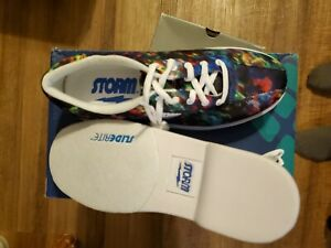Storm Womens Skye Bowling Shoes- Black/Blue