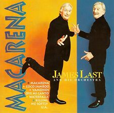 James Last and His Orchestra: Macarena/CD (Polydor 30 865 0)