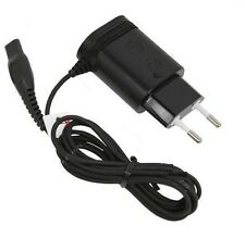 EU Plug Universal AC Power Genuine Charger Cord Adapter Philips Shaver HQ8500 G
